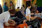 138 đơn vị máu phục vụ cấp cứu bệnh nhân tại Bệnh viện Đa khoa II Lâm Đồng