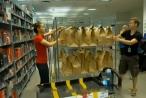Nhân viên của Amazon bị bóc lột lao động