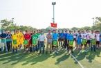 Đà Nẵng: Khai mạc giải bóng đá Cúp Golden Hills lần thứ 2