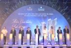 Tổ hợp khách sạn, condotel 5 sao cao nhất Đà Nẵng chính thức cất nóc