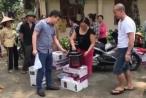 Thái Nguyên: Hàng chục hộ dân kéo đến UBND phường trình báo bị lừa đảo mua hàng tiêu dùng