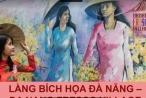 Khánh thành Làng bích họa tuyệt đẹp giữa lòng Đà Nẵng