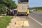 Bị tai nạn khi trên đường tới bệnh viện chờ sinh, thai phụ tử vong tại chỗ