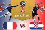 Croatia và ký ức đau thương khi đối đầu với Pháp