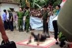 Thừa Thiên Huế: Phát hiện thi thể người phụ nữ tử vong bên can xăng