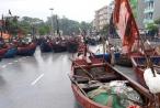'Chạy đua' với Sơn Tinh: Kéo thuyền lên đường, hạ mái xuống đất