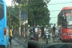 Nhà xe Phiệt Học, Tôn Thắng dừng đỗ, chèo kéo bắt khách 'đại náo' trên nhiều tuyến phố Thủ đô