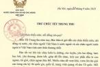 Chủ tịch nước Trần Đại Quang gửi Thư chúc Tết Trung thu 2018