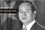 Quốc tang Chủ tịch nước Trần Đại Quang, các nơi công cộng treo cờ rủ và ngừng các hoạt động vui chơi giải trí