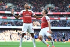 Video: 3 phút bùng nổ, Arsenal hạ gục Everton
