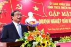 Ông Nguyễn Văn Cao nguyên Chủ tịch tỉnh Thừa Thiên - Huế có bị cấm xuất cảnh hay không?