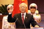 Lãnh đạo các nước gửi điện chúc mừng Chủ tịch nước Nguyễn Phú Trọng