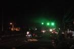 Bình Dương: Hai xe máy va chạm trong đêm, 1 người tử vong