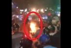 Siêu xe suýt cháy rụi khi chủ nhân ăn mừng tuyển Việt Nam chiến thắng