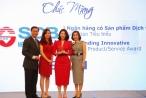 SCB nhận giải thưởng Ngân hàng có sản phẩm dịch vụ sáng tạo tiêu biểu năm 2018