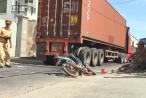 Bình Dương: Va chạm với container nữ công nhân tử vong thương tâm