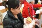 Em bé thứ 100 ra đời bằng phương pháp thụ tinh ống nghiệm ở BV Sản nhi Quảng Ninh