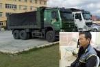 Quảng Ninh: Một nhóm đối tượng ngang nhiên điều xe tải trộm hơn 100 tấn than