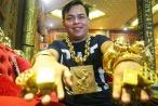 [Clip]: Bên trong xưởng sản xuất vàng của đại gia đeo 13kg vàng - Phúc XO