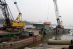 TP HCM: Người dân kỳ vọng vào dự án chống sạt lở bán đảo Thanh Đa sớm hoàn thành