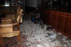 Thái Nguyên: Hiện trường vụ nổ tại nhà trưởng Công an xã