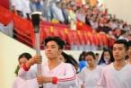 Khai mạc Hội khỏe Phù Đổng tỉnh Nghệ An lần thứ XVIII - năm 2018