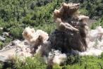 Cận cảnh Triều Tiên phá hủy bãi thử hạt nhân bằng thuốc nổ