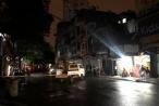 """Vụ cháy thiêu rụi nhiều căn nhà ở Đê La Thành: """"Đêm trắng"""" cả khu phố"""