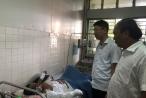 Quảng ngãi hỗ trợ các nạn nhân trong vụ nổ tàu cá tại Lý Sơn