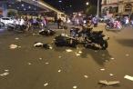 PVcomBank bác thông tin người phụ nữ lái xe BMW gây tai nạn liên hoàn ở ngã tư Hàng Xanh