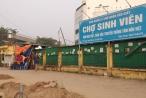 Giải tỏa chợ Nông sản Dịch Vọng Hậu: Cần có giải pháp cho các tiểu thương