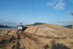 Đắk Lắk: Nạo vét lòng hồ 'cắm vòi rồng' hút luôn cát lậu