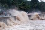 Dự báo thời tiết ngày 21/10: Cảnh báo mưa giông trên vùng biển phía Nam