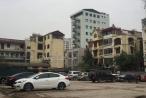 Dự án 81 Mạc Thị Bưởi chậm tiến độ