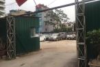 Xuất hiện điểm trông xe trái phép sát UBND phường Nghĩa Đô?