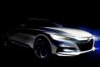 Honda Accord 2018 - đối thủ Toyota Camry lần đầu lộ diện