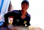 Cá 6 kg nghi sủ vàng quý hiếm ở miền Tây
