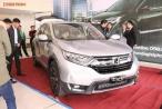 Honda CR-V 7 chỗ giá 963 triệu 'cháy hàng' tại VN