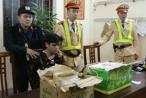 Lạng Sơn: Bắt giữ nam thanh niên một mình vận chuyển số lượng ma túy 'khủng'