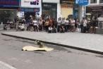 Hà Nội: Danh tính người phụ nữ rơi từ tòa nhà chung cư xuống đất tử vong