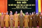 Lai Châu: Trọng thể tổ chức Đại hội Phật giáo tỉnh lần thứ II