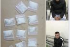 Liên tiếp bắt các đối tượng tàng trữ ma túy