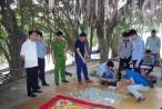 Hưng Yên: Triệt phá sới bạc khủng, bắt giữ 42 'con bạc' thu gần 400 triệu đồng