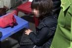 Nghi vấn dùng súng cướp tài sản ở chợ Long Biên