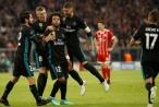 Bayern Munich 1-2 Real Madrid: Dự bị tỏa sáng