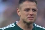 Chicharito bật khóc sau chiến thắng lịch sử trước nhà đương kim vô địch Đức