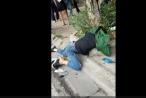 Clip thanh niên bị tai nạn nằm gục bên đường không ai giúp đỡ gây tranh cãi