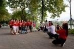 Người hâm mộ háo hức trước trận đấu Việt Nam gặp Philippines