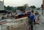 Hà Nội: Xã Liên Ninh cưỡng chế công trình xây dựng không đúng trình tự thủ tục?