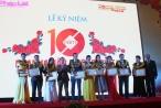 Báo Pháp luật Việt Nam kỷ niệm 10 năm ra mắt ấn phẩm Doanh nhân và Pháp luật